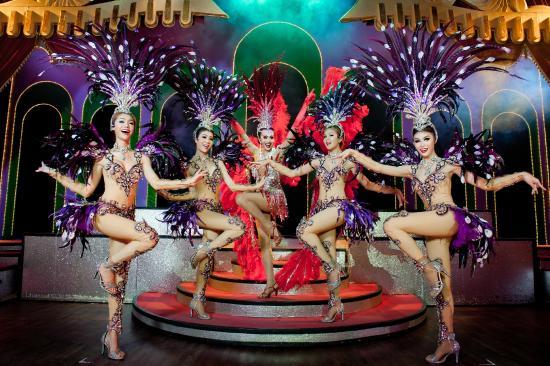 Популярные шоу Таиланда - Туроператор «Свои люди» | 366x550