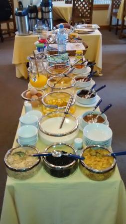 Hosteria Angelina: Desayuno