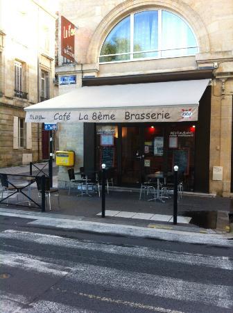 Cafe Brasserie la 8E