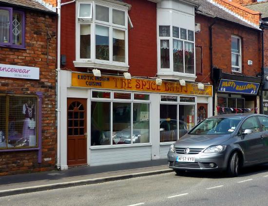 The Spice Balti, Chester