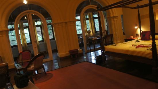 Old Harbour Hotel : Princess Suite 2