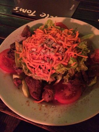 Uncle Tom's: Workers Salad