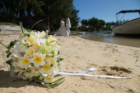 Dreamcatcher Catamaran Tours: Der Brautstrauß