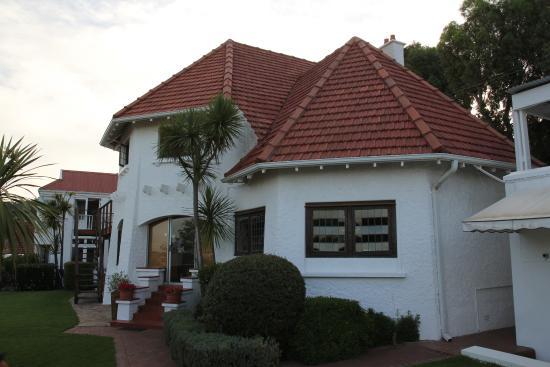 Bergzicht Guesthouse: Vue de la guest house