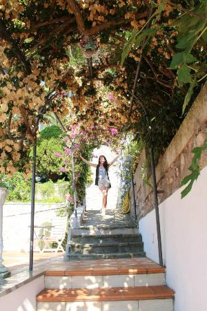 Casa Morgano: Stairs