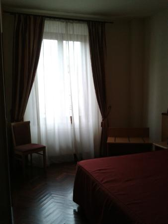 Aramis Rooms: Stanza 1