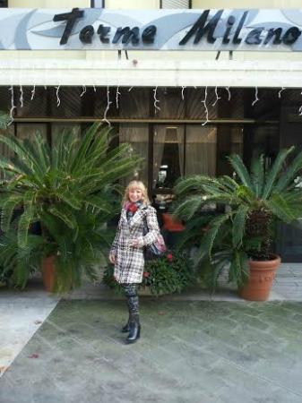 Terme Milano Hotel: Hotel Milano