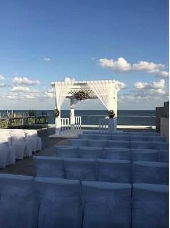 Azul Beach Resort Sensatori Mexico Sky Wedding Ceremony E