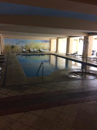 Vincci Hotel Envia Almeria Wellness & Golf: Piscina climatizada