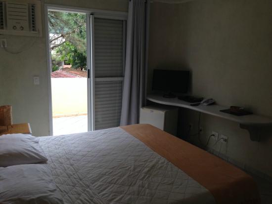 Atena Praia Hotel: Quarto 207