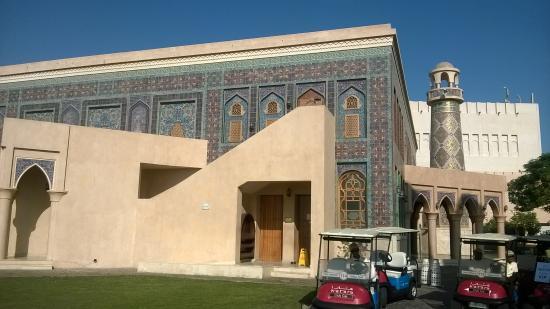 Katara Cultural Village : Mosque in Katara