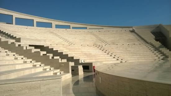 Katara Cultural Village : Amphitheatre in Katara