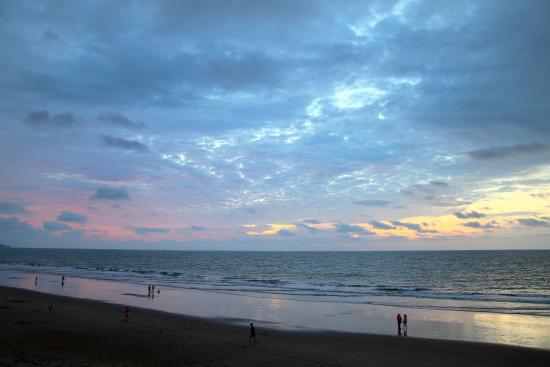 Hotel Puerto Ballesta: Playa