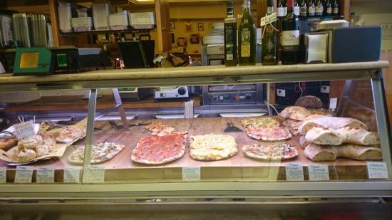 Taverna Volpetti: Τέλεια πίτσα