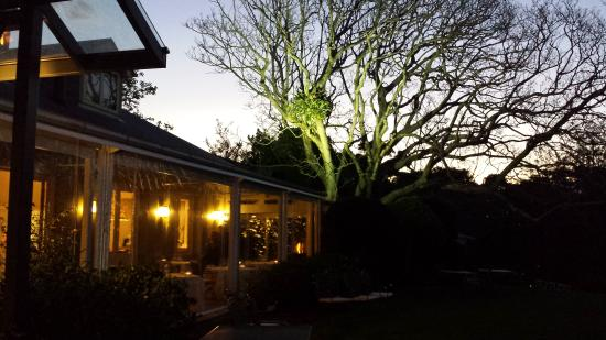 Spicers Clovelly Estate: At sunset