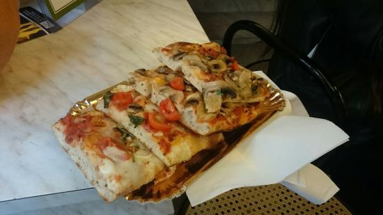 Taverna Volpetti: Η καλύτερη πίτσα