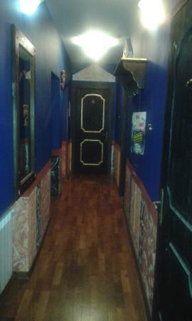 Hotel Portacavana : Hallways