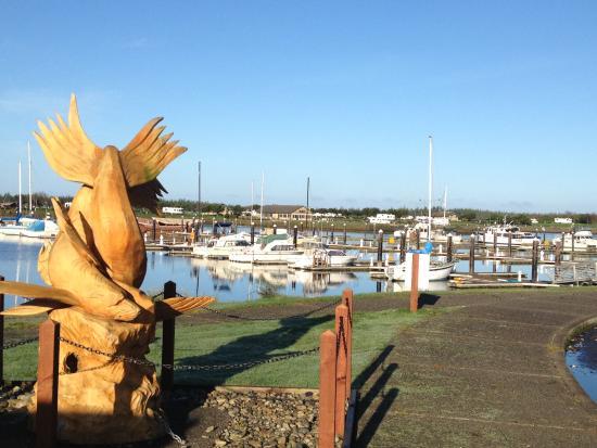 Winchester Bay RV Resort : Winchester Bay