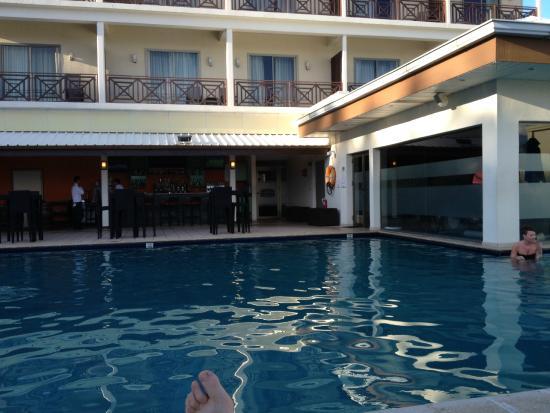 Courtyard Paramaribo : Zwembad