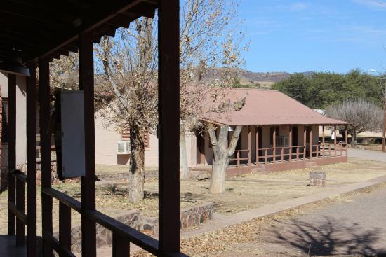 Prude Ranch: Group cabins