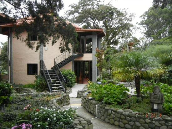The Inn at Palo Alto: Hotel room