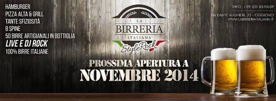 La Birreria Italiana Oggiono
