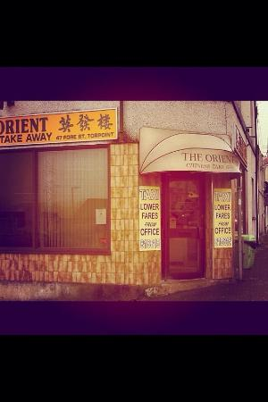 ‪The Orient‬