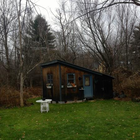 Firefly Bed and Breakfast : Firefly B&B - cabin