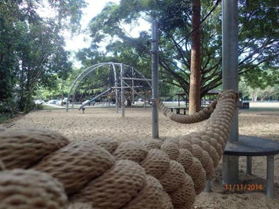 Goomboora Park Adventure Playground