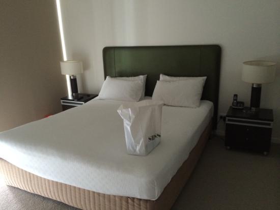 فيجن أبارتمنتس: master bedroom