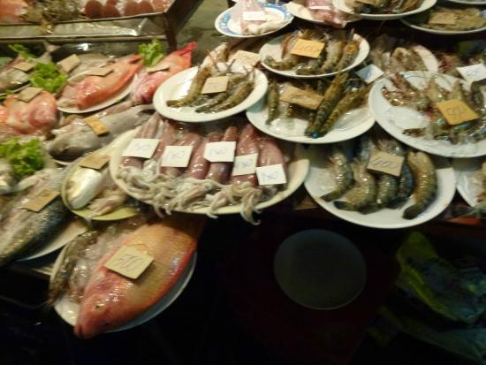 Nong Bua Seafood, Ko Chang