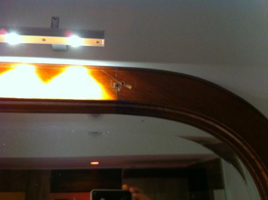 Hotel Oberosler: Specchio