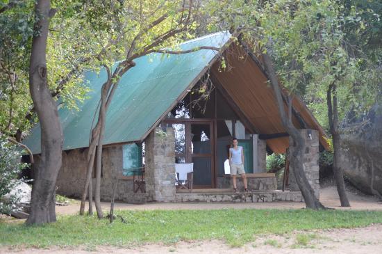 Lukuba Island Lodge : Una Isla con mucho Encanto