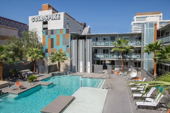 Oasis at Gold Spike, hoteles en Las Vegas