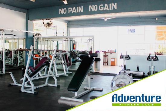 Adventure Fitness Club
