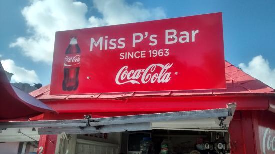 Miss P's: MISS P ROCKLEY BRACH