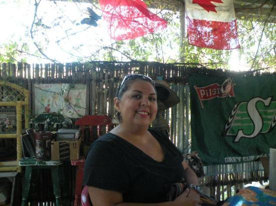 Tacomaya: Idalia my wife