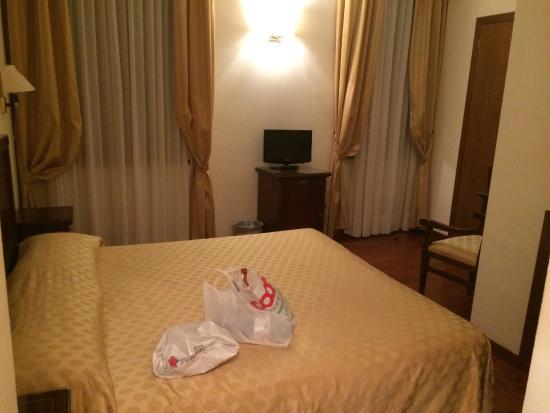 Hotel La Forcola: Room