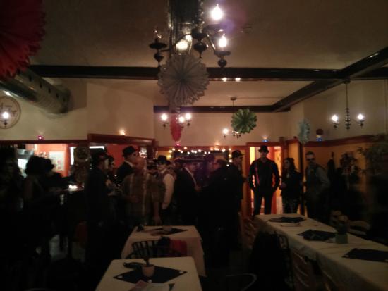 La Hacienda Mexican Restaurant: The Dia des Muertes Gala Nov 1 2014