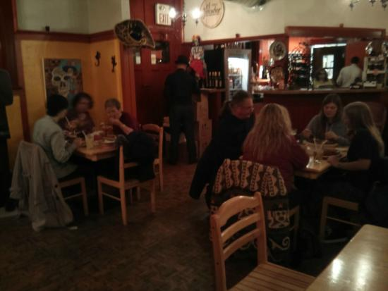 La Hacienda Mexican Restaurant: Saturday afternoon Nov 1st 2014
