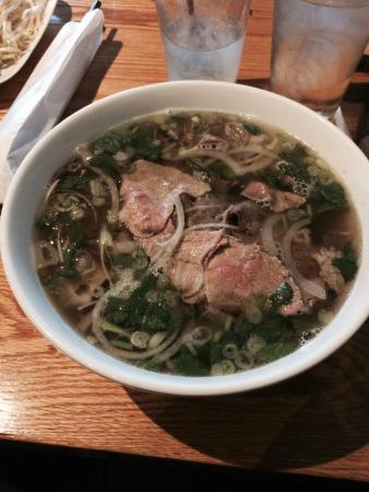 Pho 7 Spice: Soup!