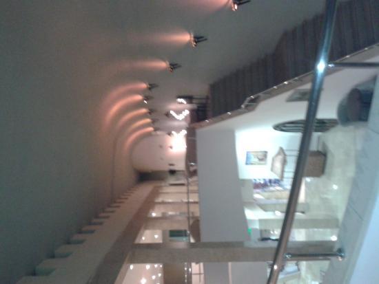 Peri Tower Hotel : interno