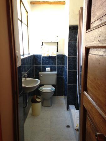 La Hostería de Anita: Banheiro