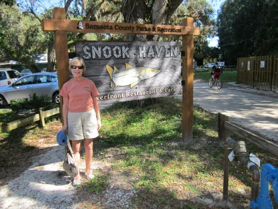 Snook Haven Park: Welcome to Snook Haven