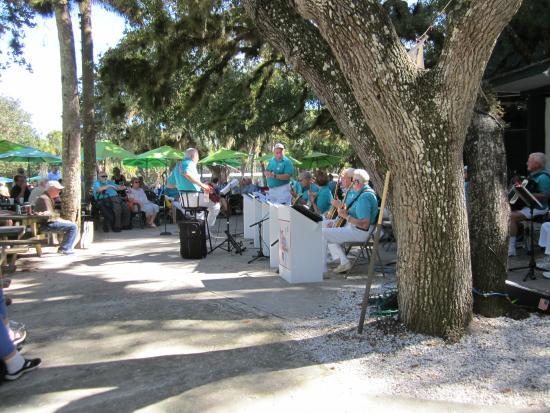 Snook Haven Park: Banjo Society on Thursday