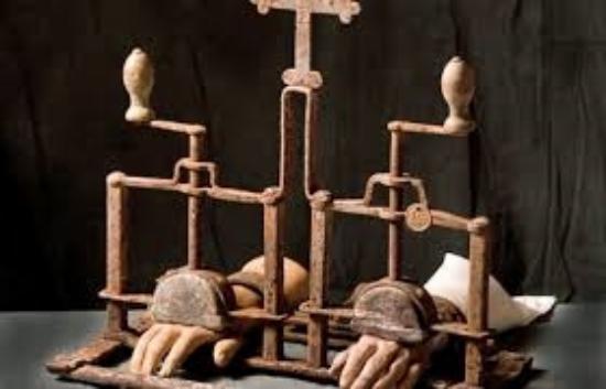 Museo Storico Della Tortura: Tortura