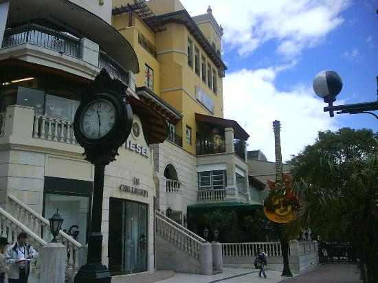 Casa Dann Carlton Hotel & SPA: El Hard Rock