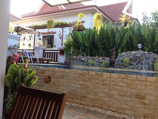 The Seda Villa : Pool