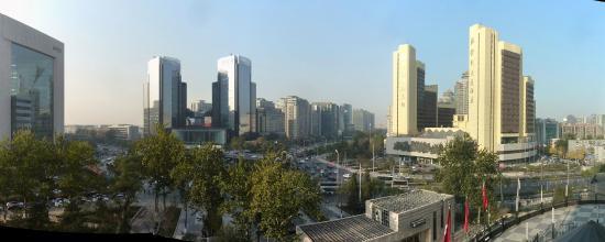 Swissotel Beijing Hong Kong Macau Center : A clear day in Beijing