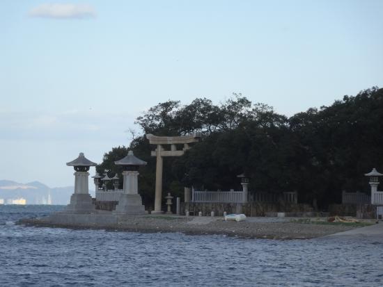 Ieshima: 家島神社
